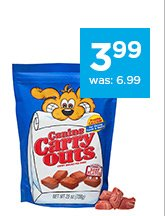 Canine Carry Outs Treats only $3.99