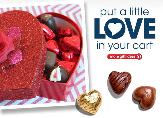 put a little love in your cart