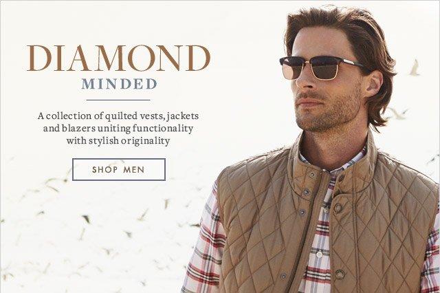 DIAMOND MINDED - SHOP MEN
