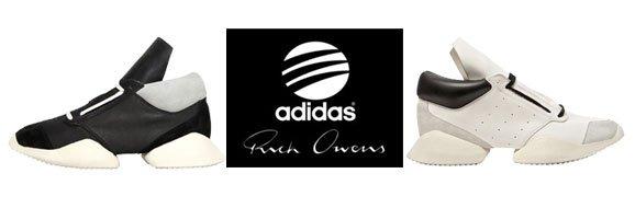 Rick Owens for Adidas