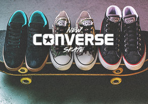 Shop Introducing: Converse Skate