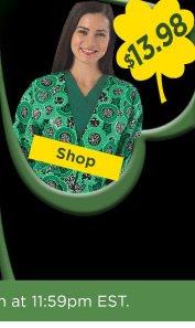 Scrub Jacket - Shop Now