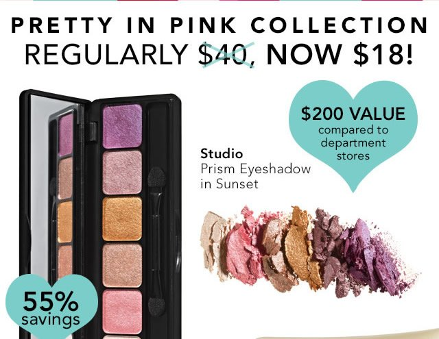 Pretty In Pink Collection Get It Now For Only $18!