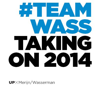 #TeamWass - Taking on 2014