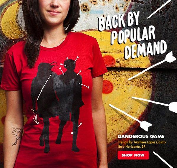 Dangerous Game by Matheus Lopes Castro