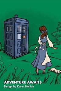 Adventure Awaits by Karen Hallion