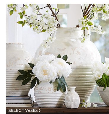 SELECT VASES