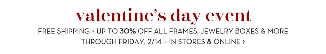 valentine's day event