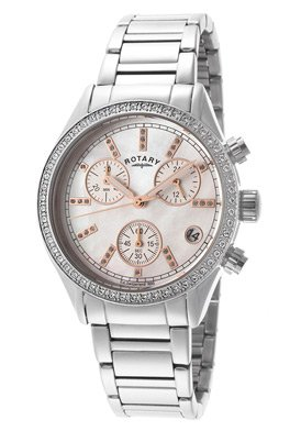 Diamond and crystal  watches