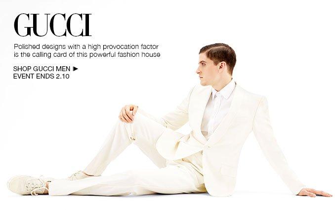 Shop Gucci - Men.