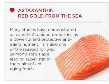 Astaxanthin - Red Gold from the Sea