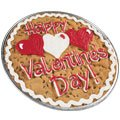 Triple The Love Cookie Cake