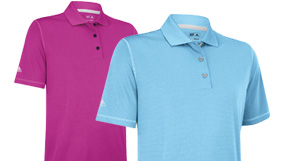 Deal of the day: Adidas Golf Polos