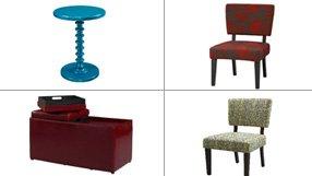 Bright Colored Furniture