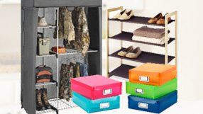 Organize Your Laundry, Closet and Home