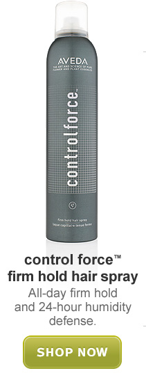control force hair spray. shop now.