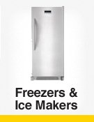 Freezers & Ice Makers
