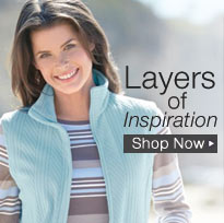 Layers of Inspiration - Shop Now