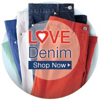 Love Denim - Shop Now