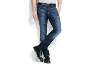 Shop Your Fit: Slim Fit Jeans