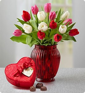 Sweetest Love Tulips Shop Now