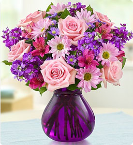 Lavender Dreams™ Same-Day Local Florist Delivery Shop Now