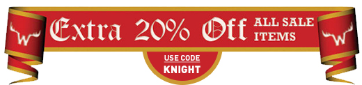 Extra 20% off for email subscribers