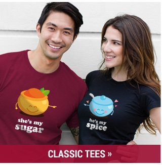 Couples Tees