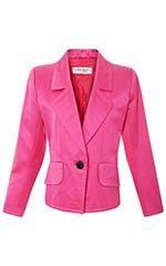 Yves Saint Laurent Pink Evening Jacket