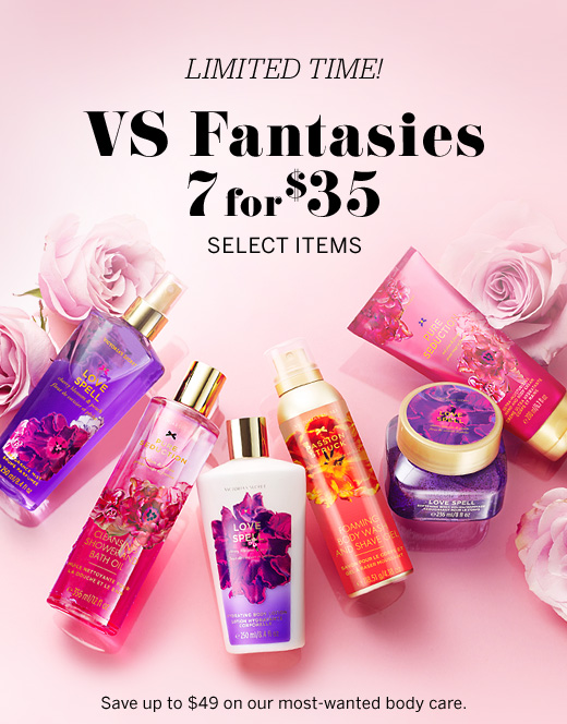 VS Fantasies 7 for $35