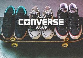 Shop Introducing: Converse Skate