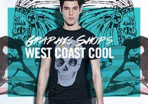 Shop Graphic Shop: West Coast Cool