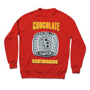 TB World Champs Pullover