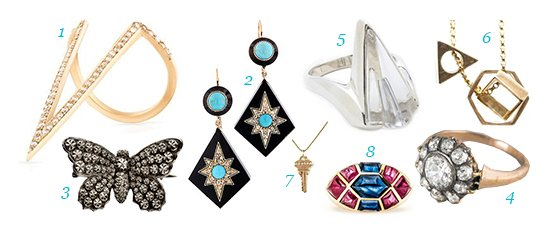 Favourite Jewelery Shops