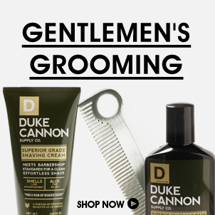 Gentlemen Grooming