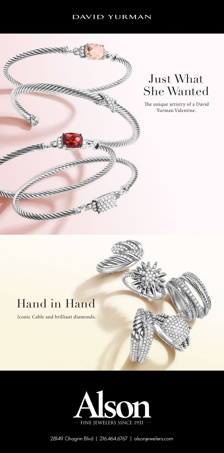 David Yurman at Alson Jewelers