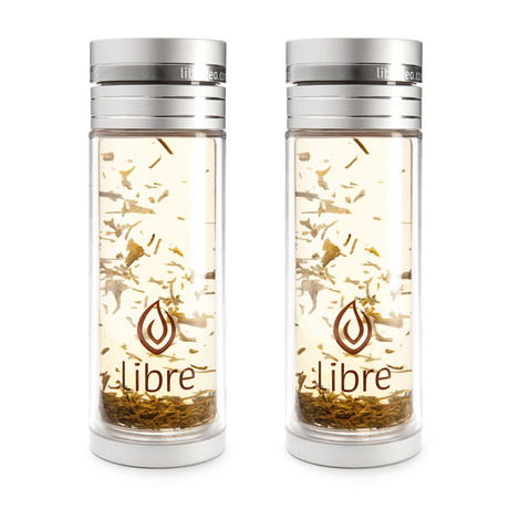 Libre Large Glass // Set of 2