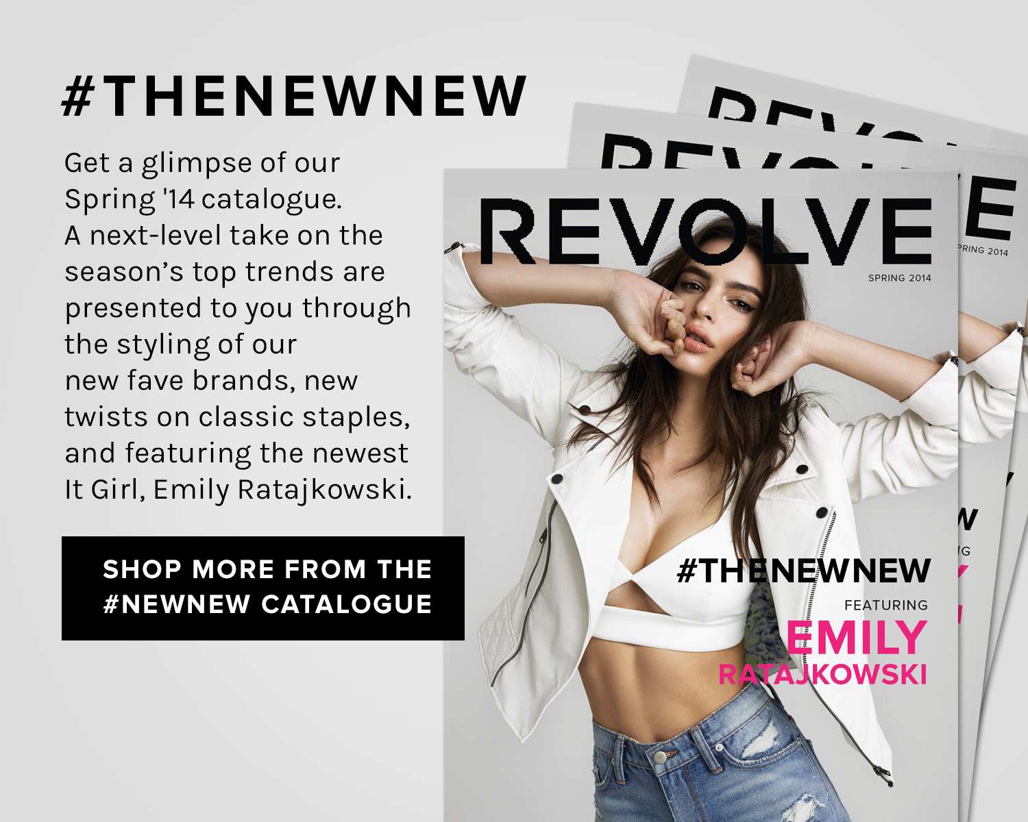 Shop the #THENEWNEW Look Book