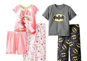 Cozy Characters: Sleepwear