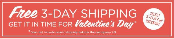 Free 3-Day Shipping. Get it in time for Valentines Day