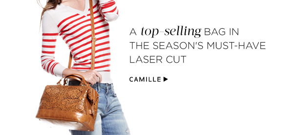 Our Bestsellers Are Back. Shop Camille