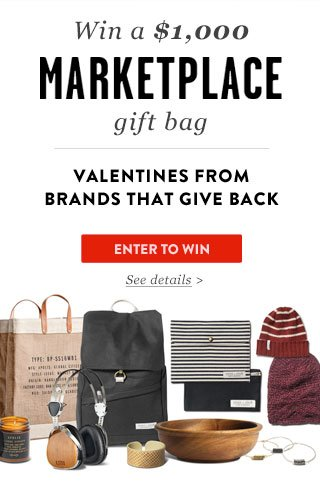 Win a $1000 Marketplace Guft Bag