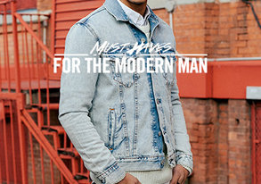 Shop Must-Haves for the Modern Man