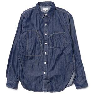 Engineered Garments Miner Shirt - Denim Shirting