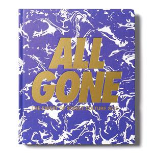 All Gone 2013 Blue