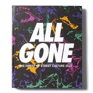 All Gone 2013 Black