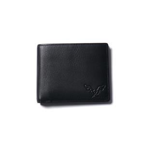 ync. D*Face Stripes Leather Wallet B
