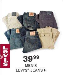 39.99 Men's Levi's® jeans