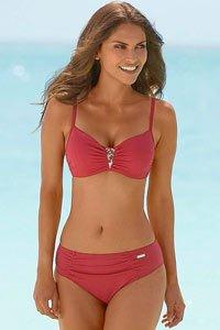 LASCANA Red Underwired Bikini £42