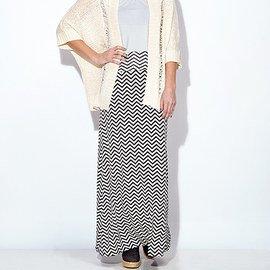 Longer Lengths: Maxi Skirts